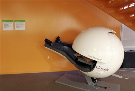 nap pod google blogoscoped forum