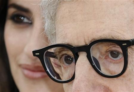 O olhar de Woody Allen, aquando da estreia de VICKY CRISTINA BARCELONA