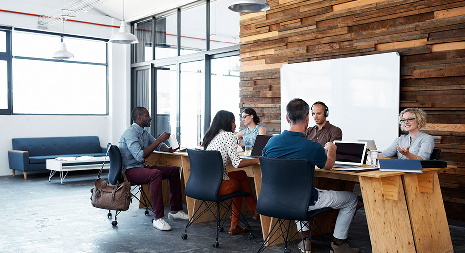Rise Of The Shared Workplace In The Sharing Economy
