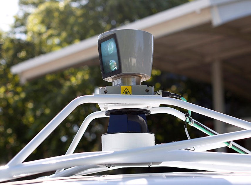 Inside Google's push to shape the rules of the driverless road