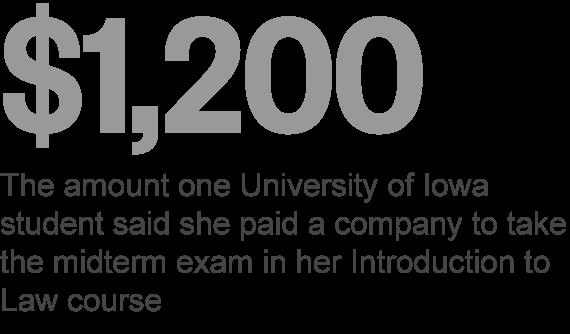 investigates special report college cheating