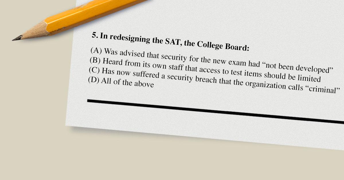 sat not used essay