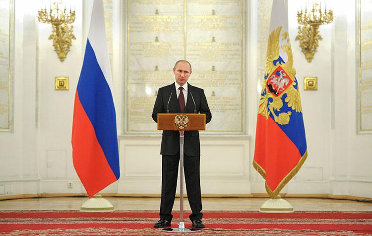 Comrade Capitalism Putin S Palace