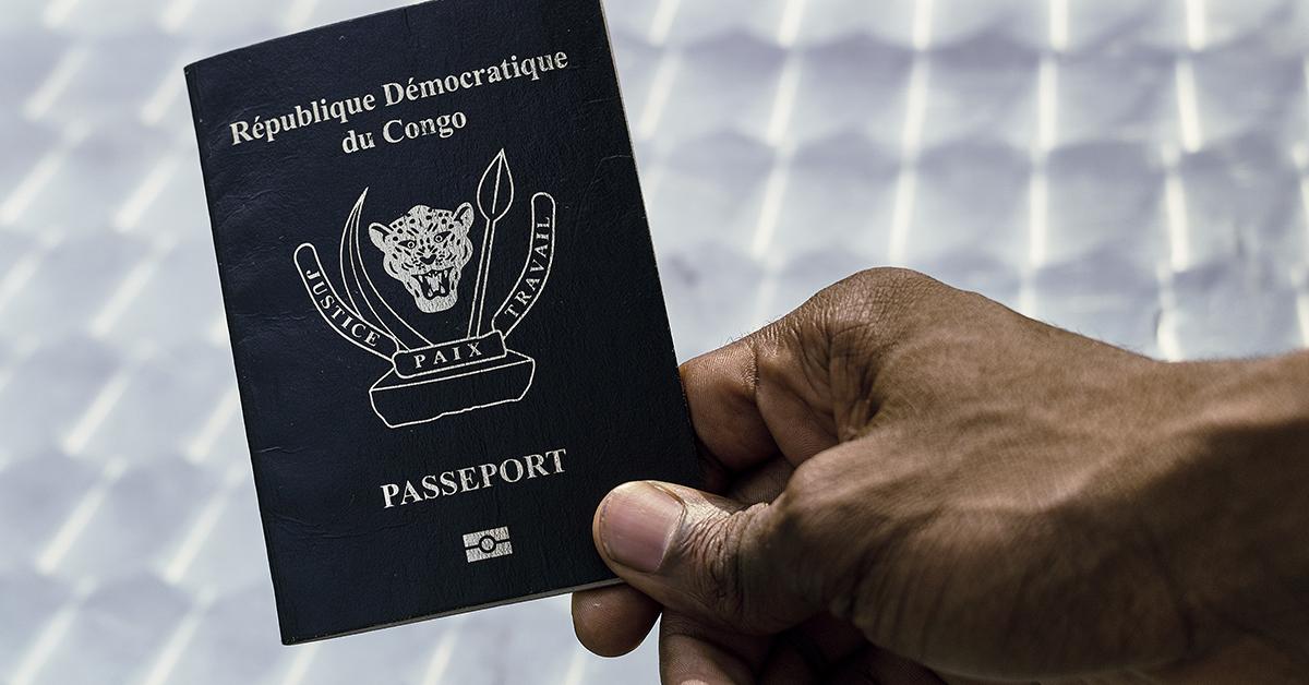 Congo's passport scheme sends millions of dollars offshore