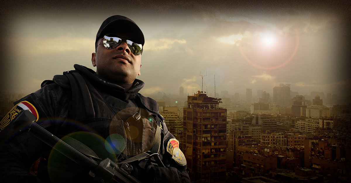 Egypt's strongman extends crackdown to new foe: Soap operas...