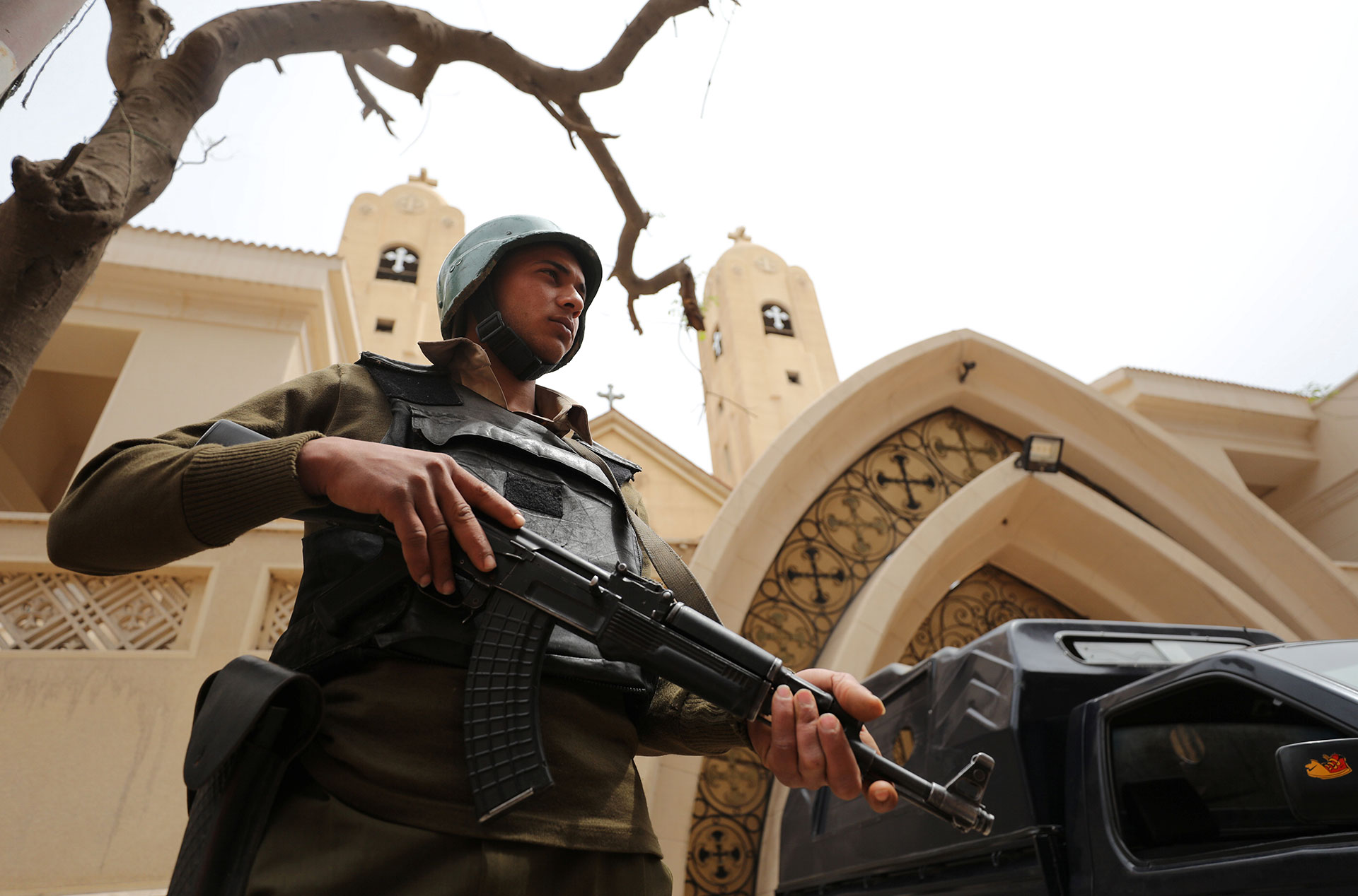 Islamic State seeks to impose religious rules in Egypt's North Sinai