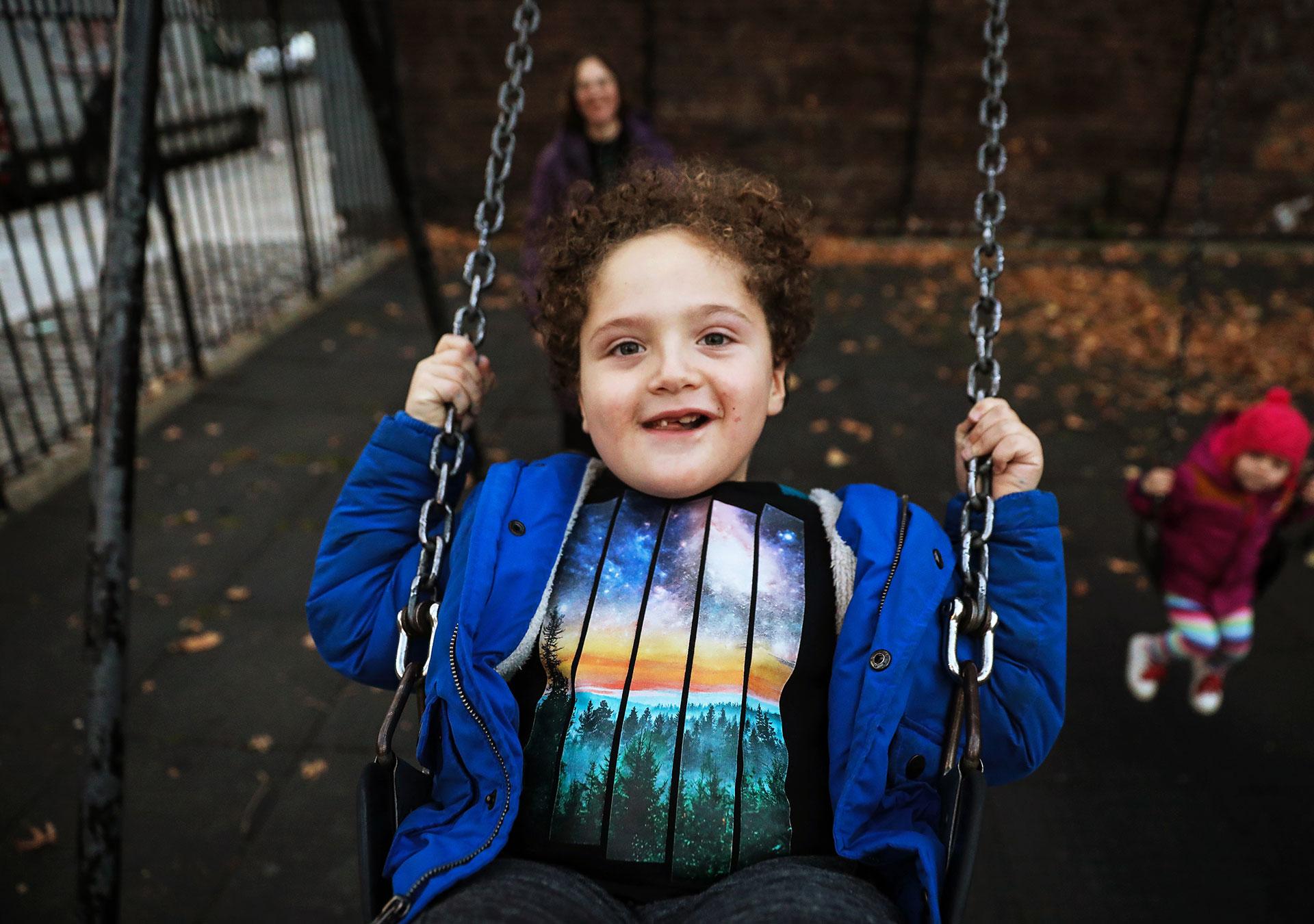 Son's brain tumor diagnosis propels editor to frontiers of medicine