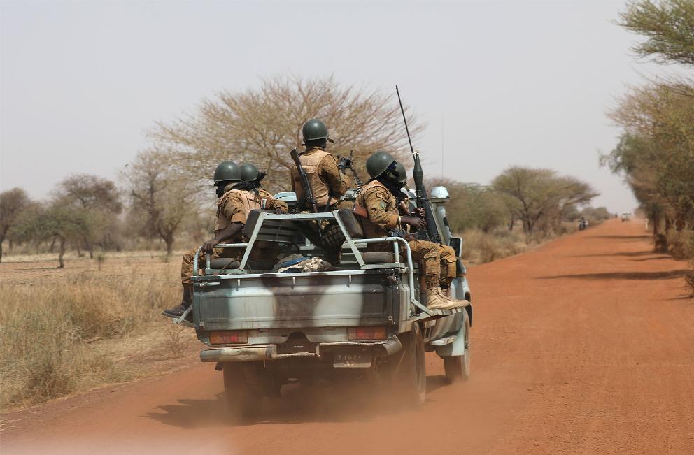 Militants kill 12 soldiers, injure five in Burkina Faso attack