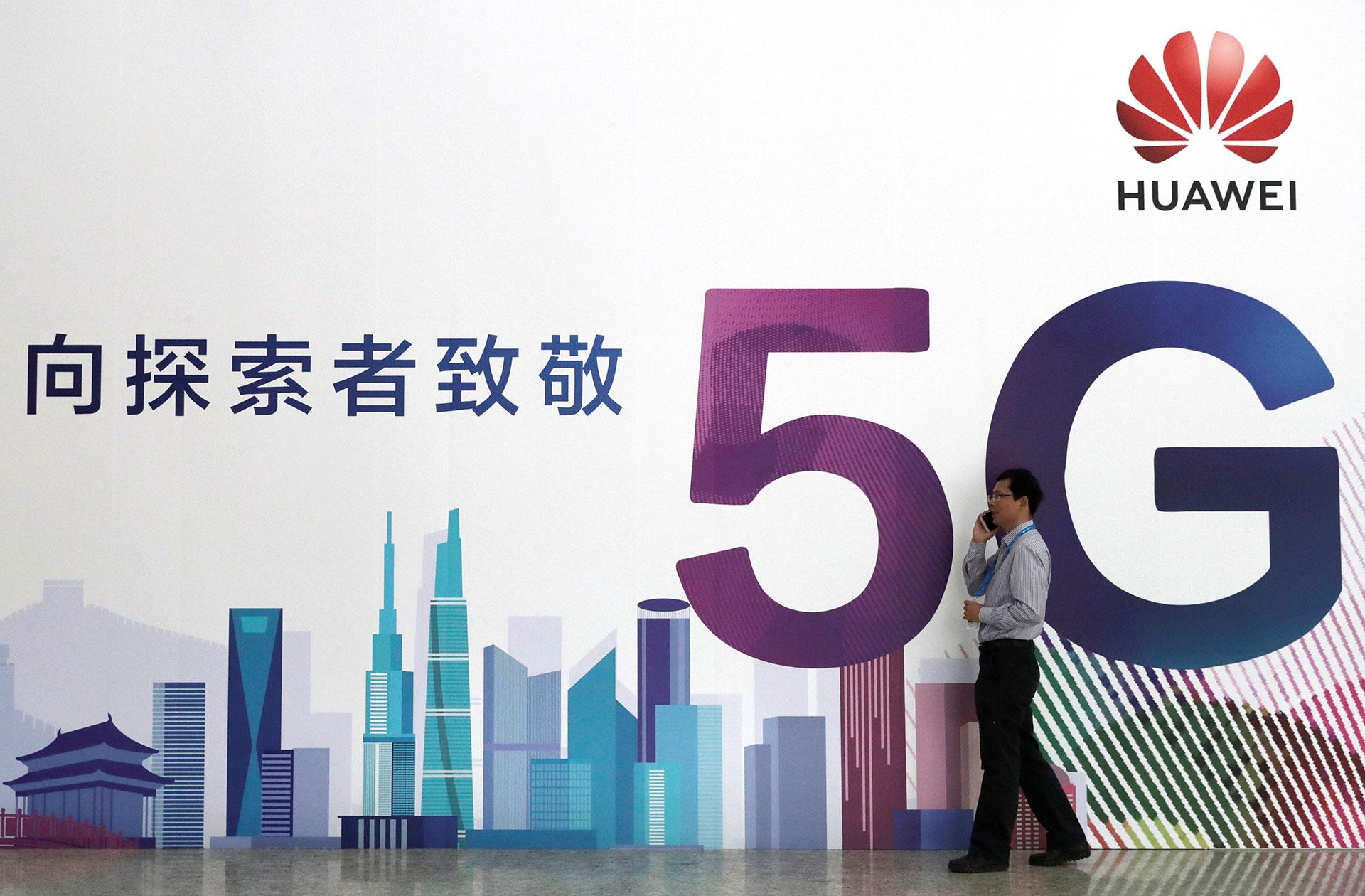 Hobbling Huawei: Inside the U S  war on China's tech giant