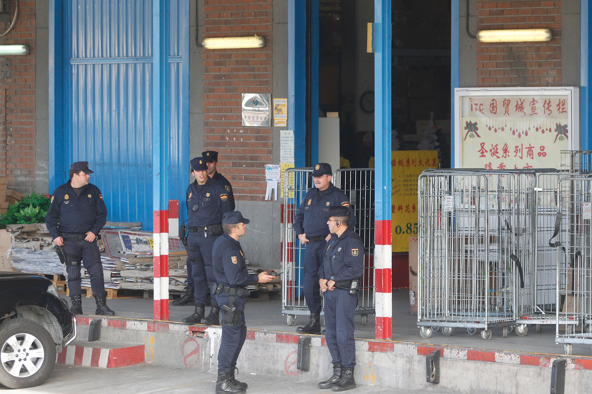 How Chinas Biggest Bank Became Ensnared In A Money Laundering Probe Wiring China Tax Police Raid The Cobo Calleja Industrial Complex On Outskirts Of Madrid 2012 As Part Operation Emperor Spanish Authorities Say Chinese