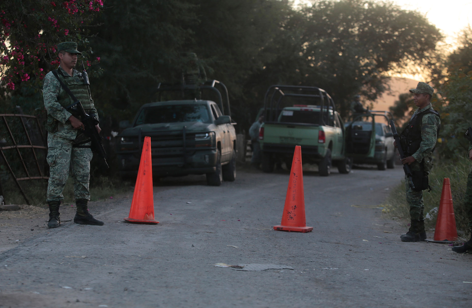 Mexico's drug cartels, now hooked on fuel, cripple nation's
