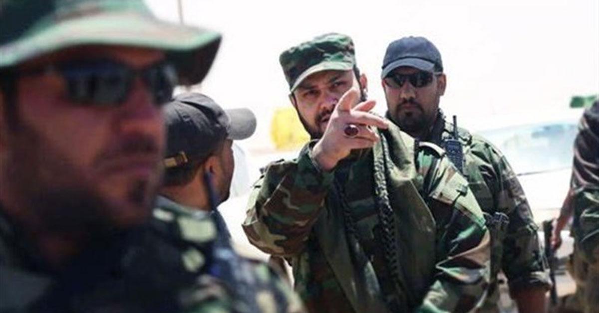 The Iraqi militia helping Iran carve a road to Damascus