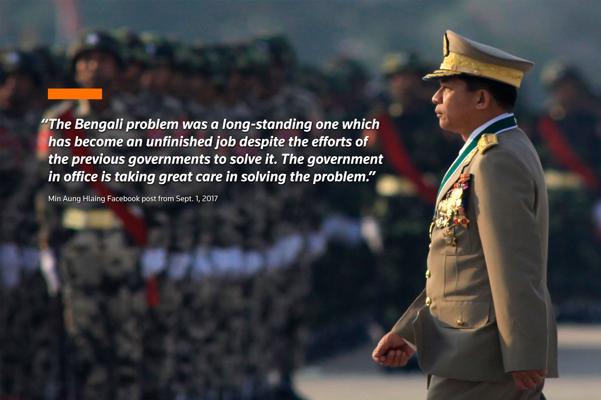 How Myanmar's shock troops led the assault that expelled the