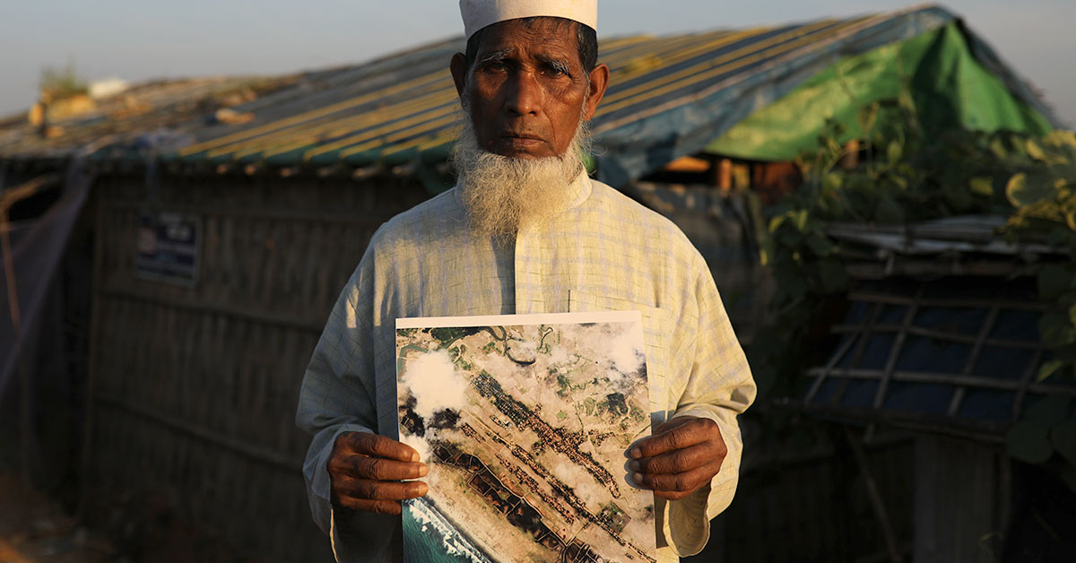 Erasing the Rohingya: Myanmar's moves could mean refugees never return