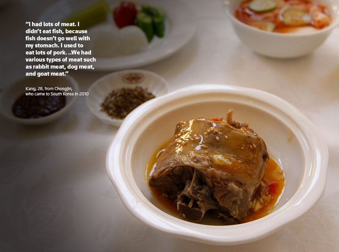 Meat Dog Meat Or Dan Go Gi As Its Called In North Korea In A Pyongyang Restaurant In 2008 Reuters Lee Jae Won