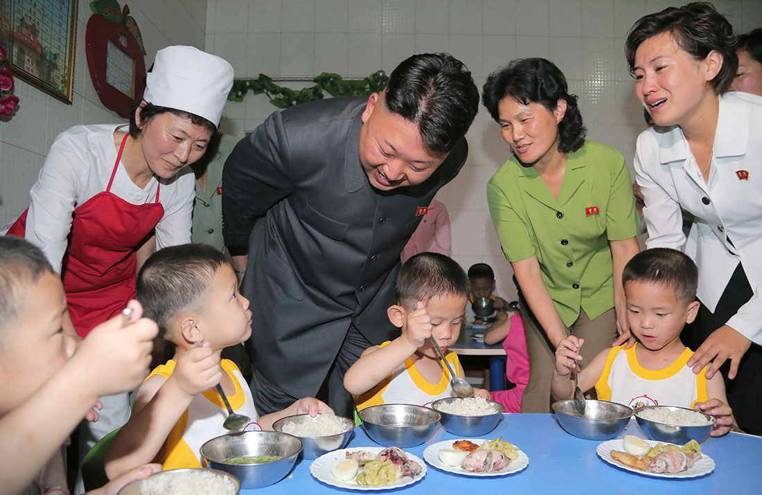 lead_TR_1247 Fake meat and free markets ease North Koreans' hunger Featured World [your]NEWS