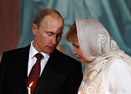 Putin S Daughter A Young Billionaire And The President S Friends
