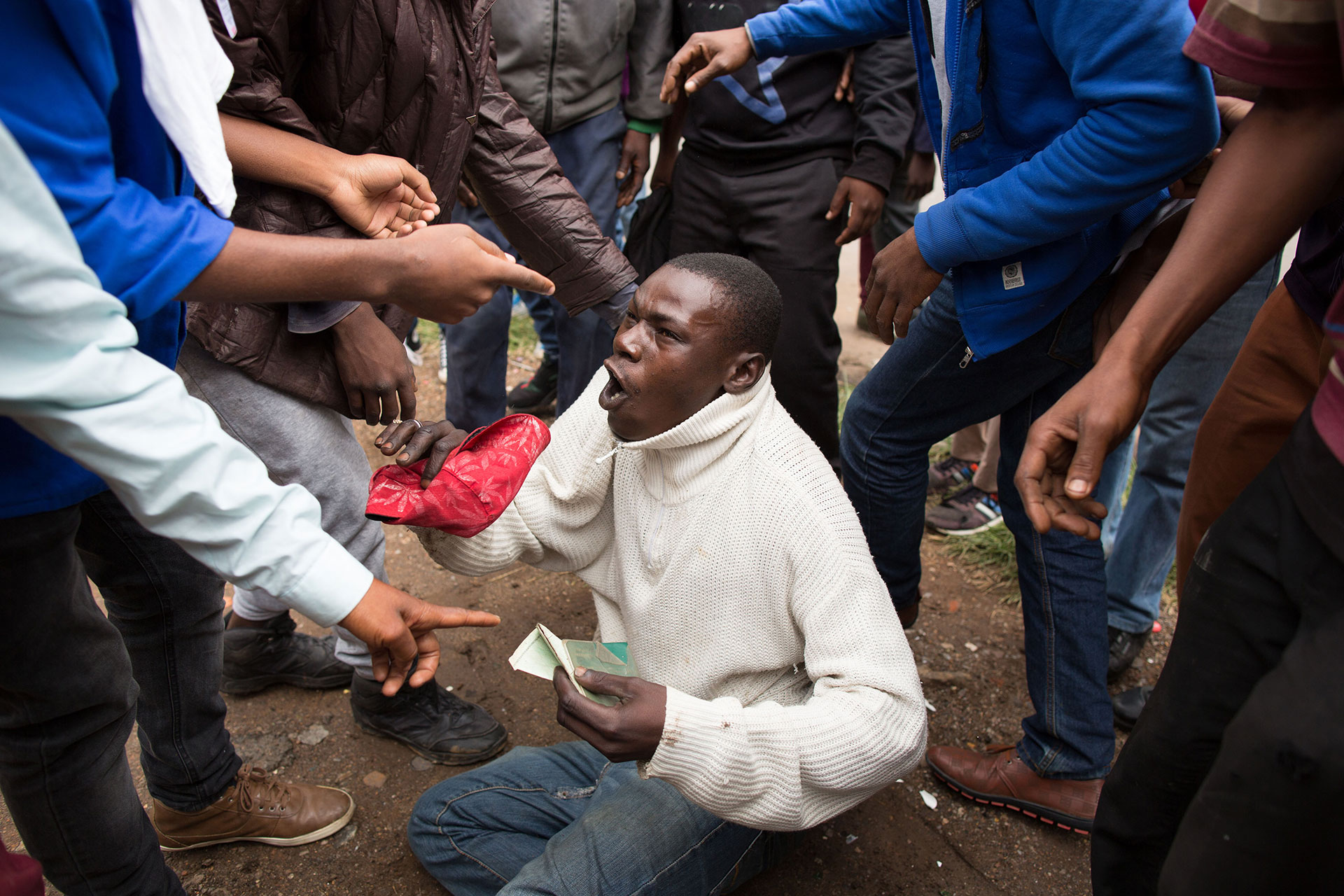 Image result for migrants in south africa