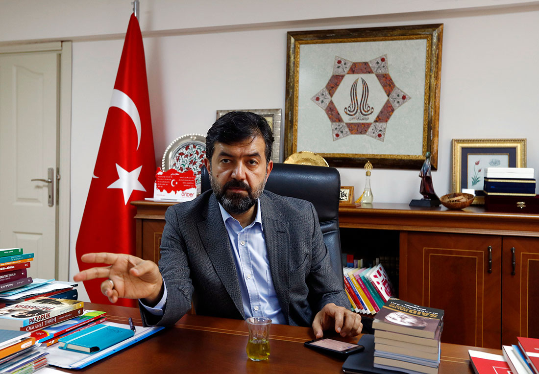 With more Islamic schooling, Erdogan aims to reshape Turkey