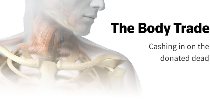 Is It Legal To Sell Human Bodies Faq On Reuters Body Trade Series