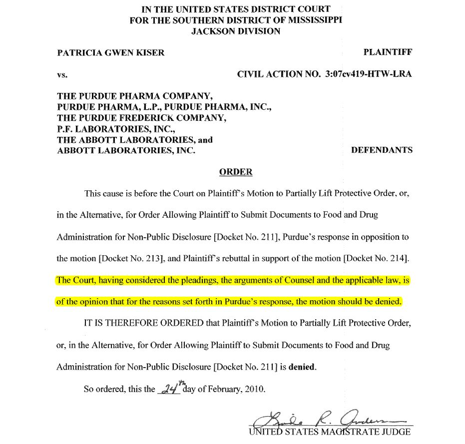 Is a civil lawsuit public record