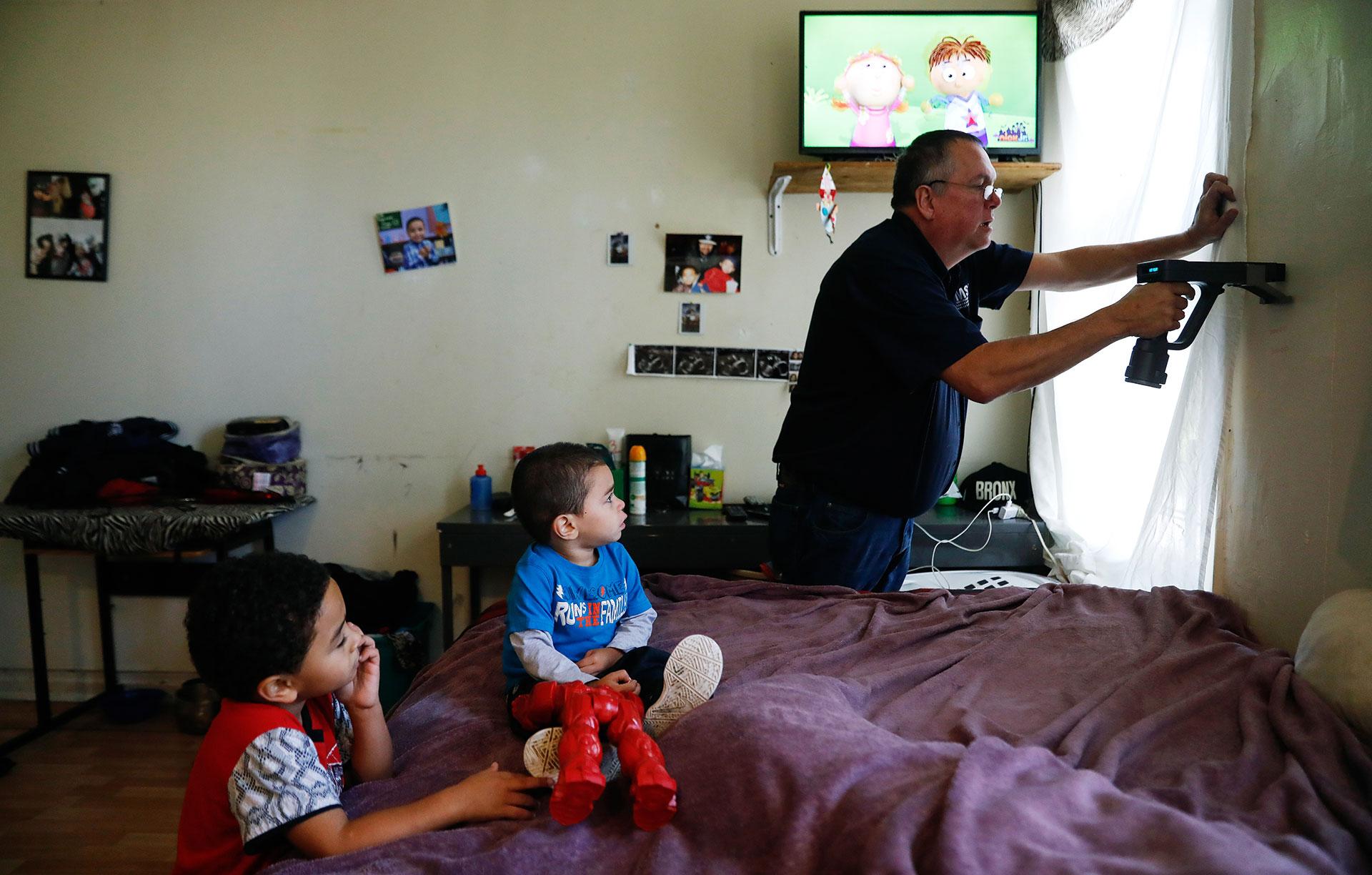 SPECIAL REPORT: Despite Progress, Lead Hazards Vex New York