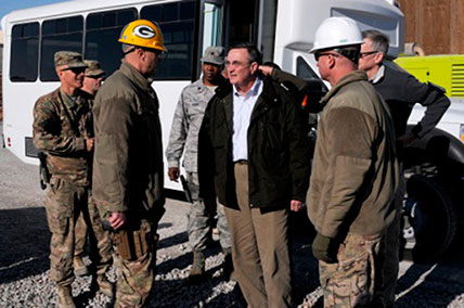 Pentagon auditor signed off on Marine Corps' flawed accounts
