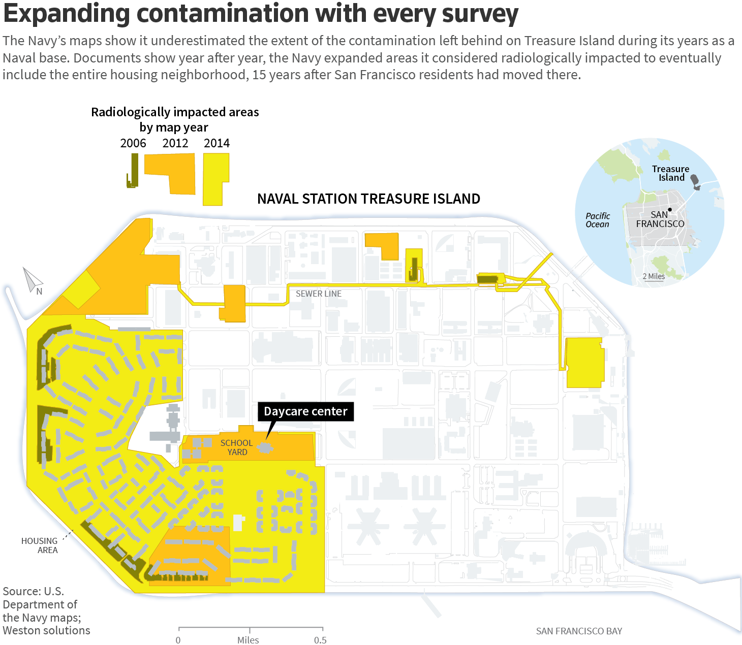 SPECIAL REPORT: Legacy of Contamination