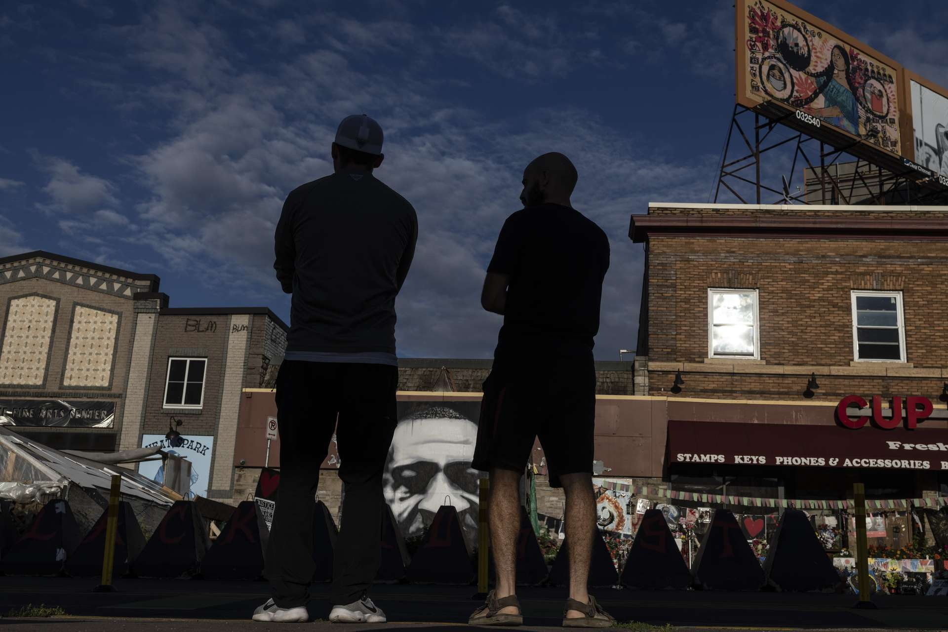 After Floyd's killing, Minneapolis police retreated, data shows