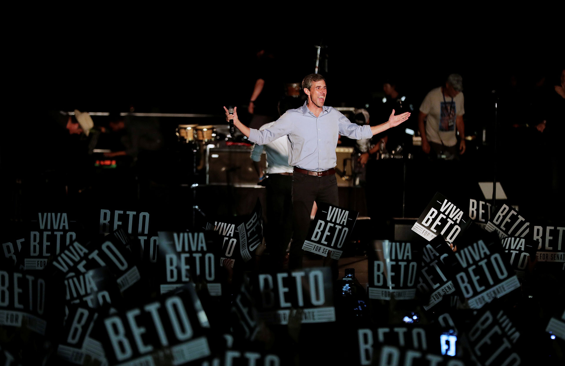 Beto O'Rourke's secret membership in America's oldest