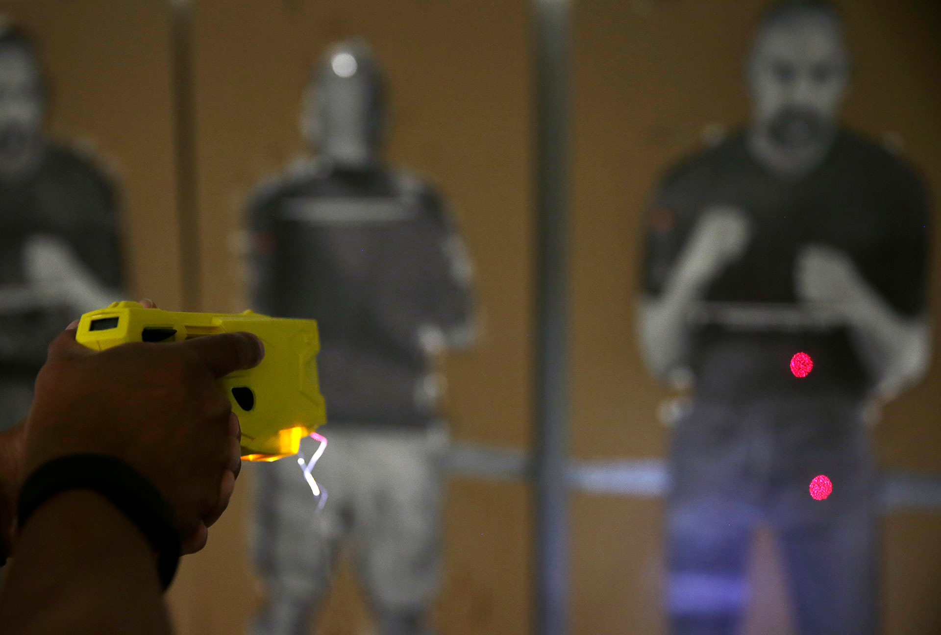 Shock Tactics: The quiet disappearance of Taser's potent X26
