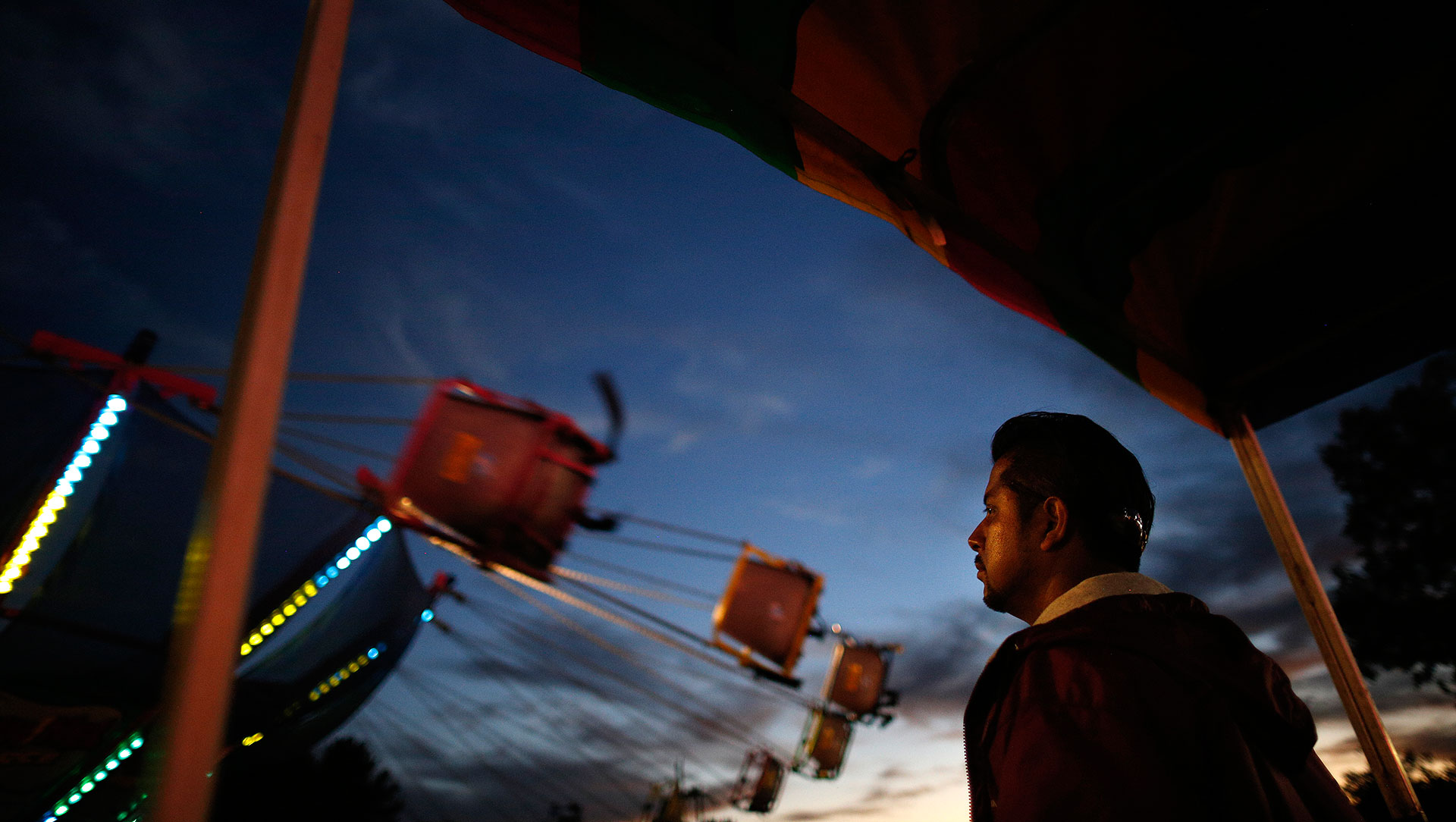 U S Carnivals Increasingly Rely On Mexican Workers To Operate Shows