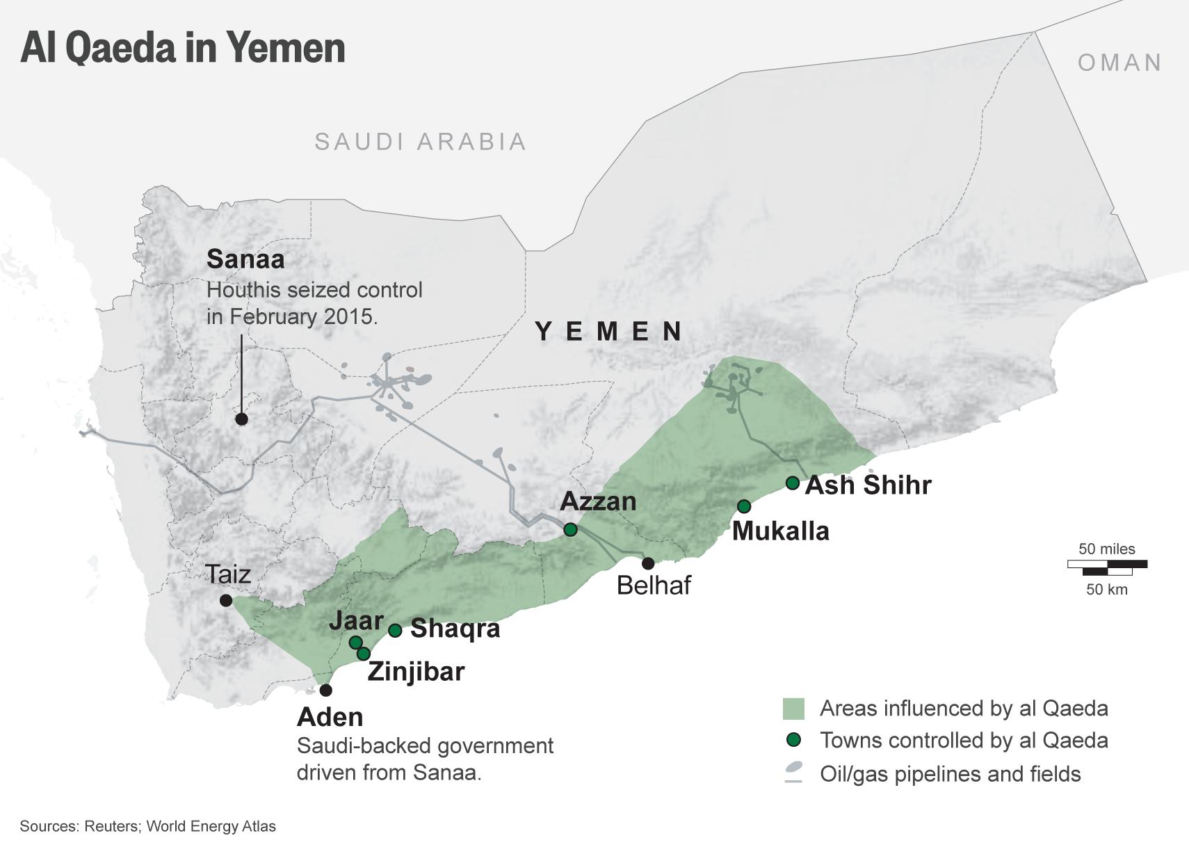 How Saudi Arabias war in Yemen has made al Qaeda stronger and richer