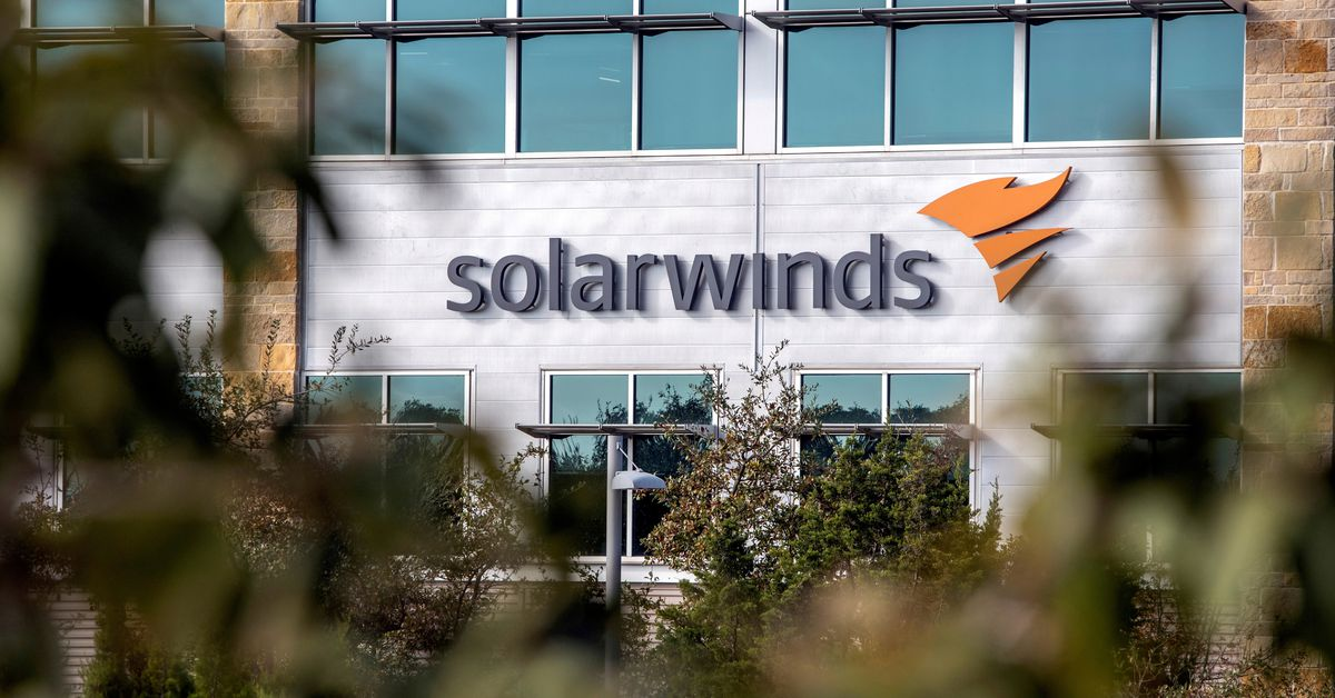 Hackers of SolarWinds stole data on U.S. sanctions policy, intelligence probes