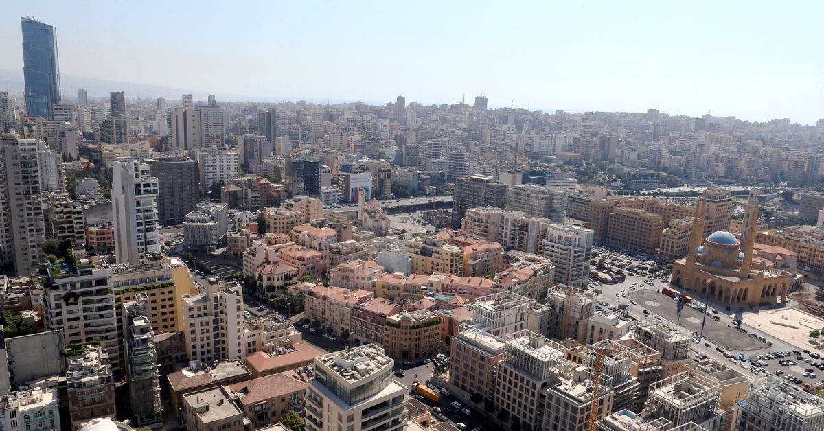 No person's operating Lebanon, central financial institution boss says