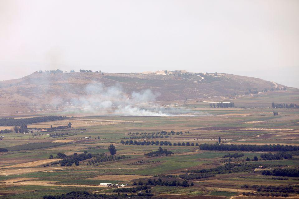 Two Rockets from Lebanon Hit Israel, Israeli Retaliates