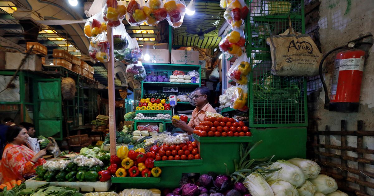India inflation likely fell to five-month low in September - Reuters India