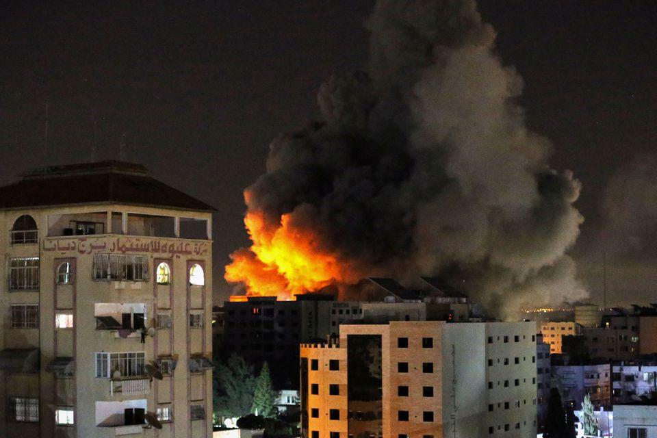 U.S. Sends Envoy as Israel-Gaza Violence Rises and Hamas Commander Is Killed