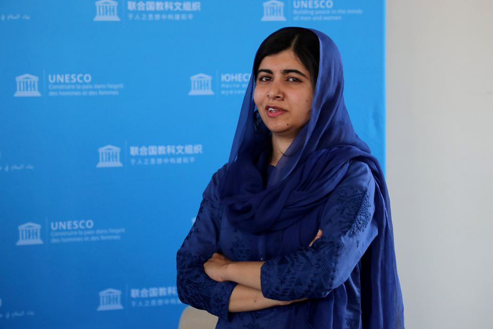 Malala Yousafzai pleads with world to protect Afghan girls' education