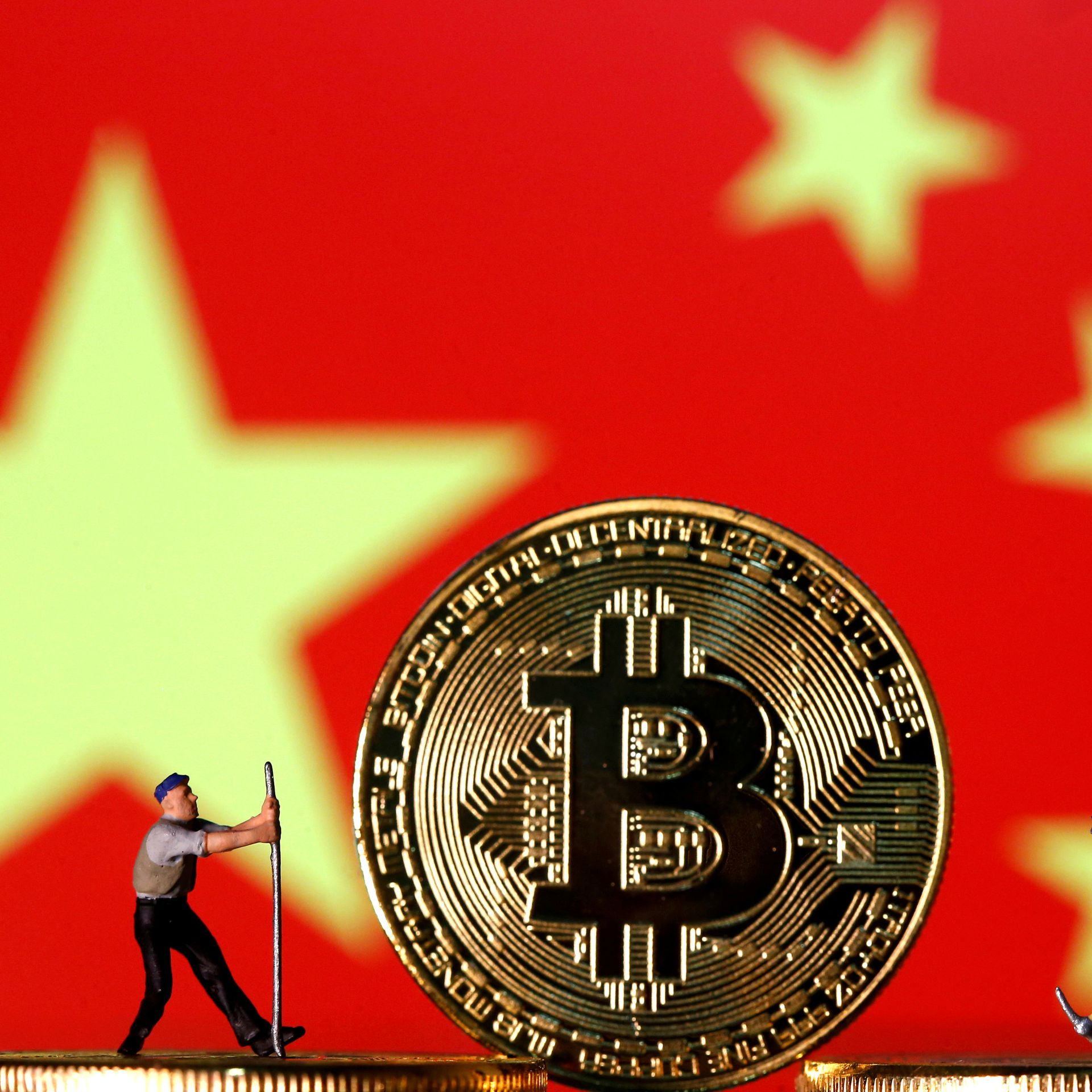 China vows to crack down on bitcoin mining, trading activities | Reuters