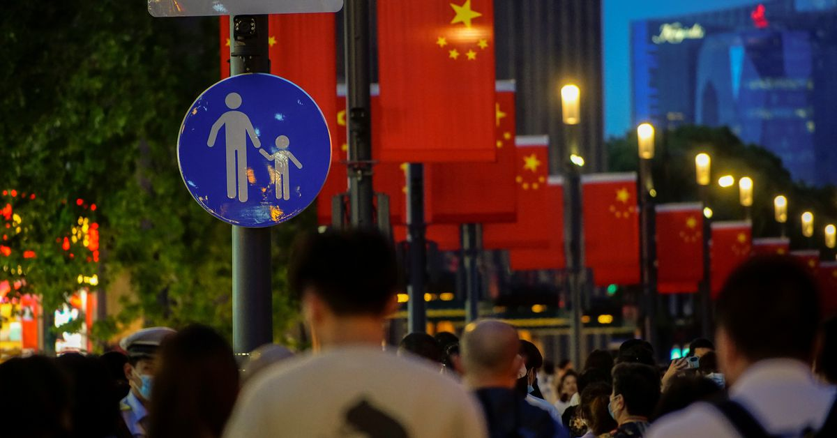 China defends clampdown on tech firms in a meeting with Wall St execs - Bloomberg News