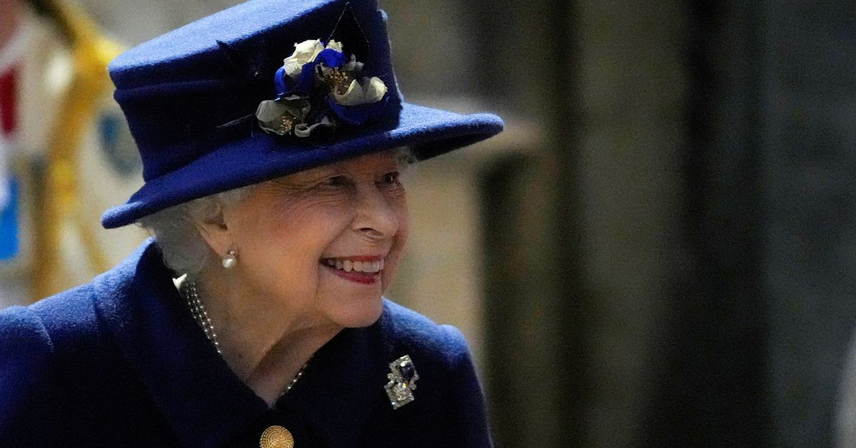 Queen Elizabeth in good spirits after first night in hospital in years
