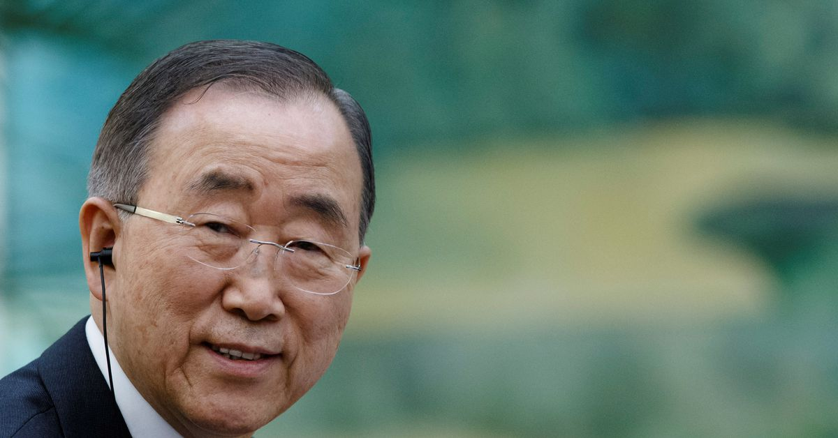 Former UN chief Ban calls on Guterres to become directly involved with the Myanmar army