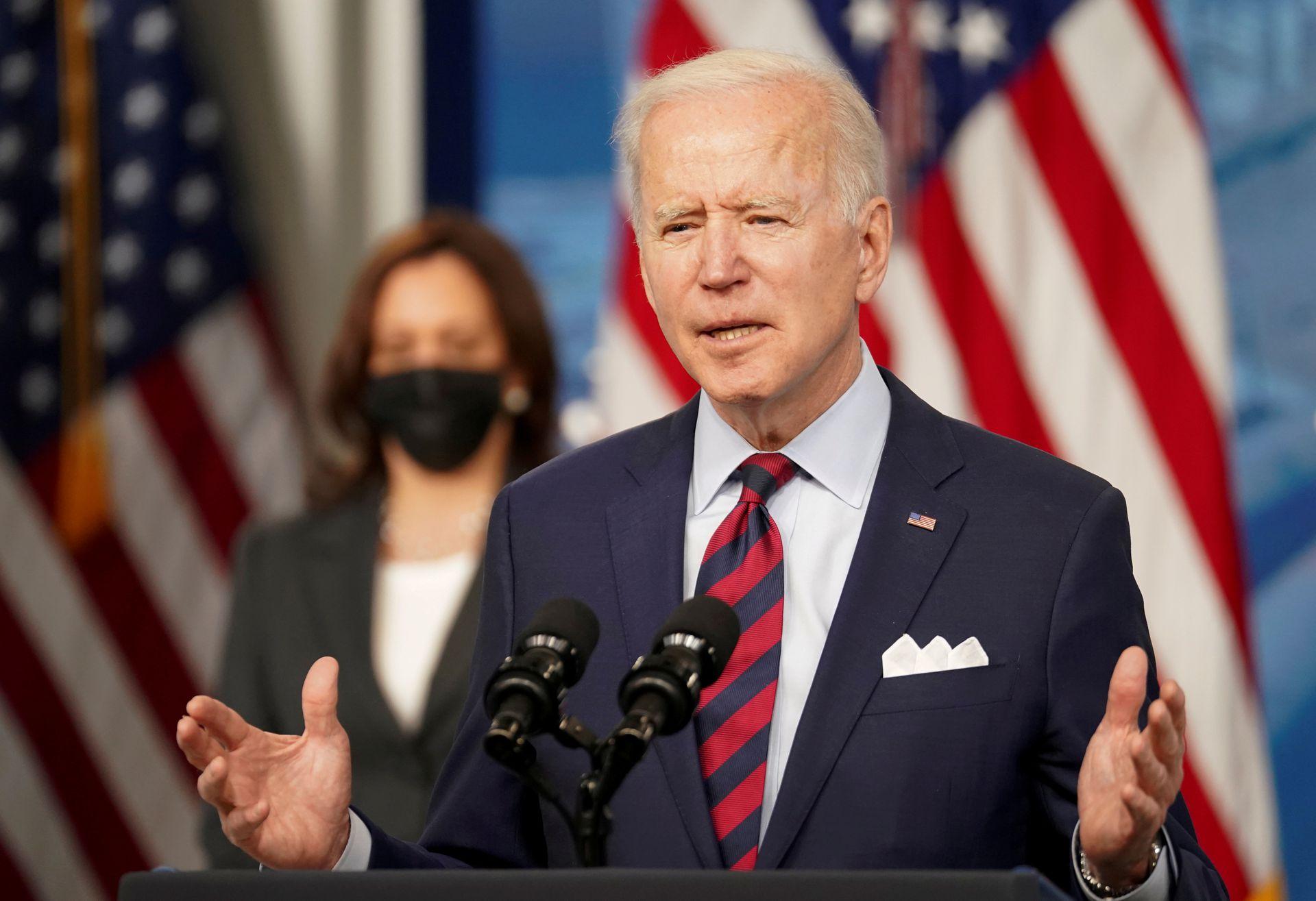 Biden Says U.S. Troops May Stay in Afghanistan Beyond August 31 Deadline