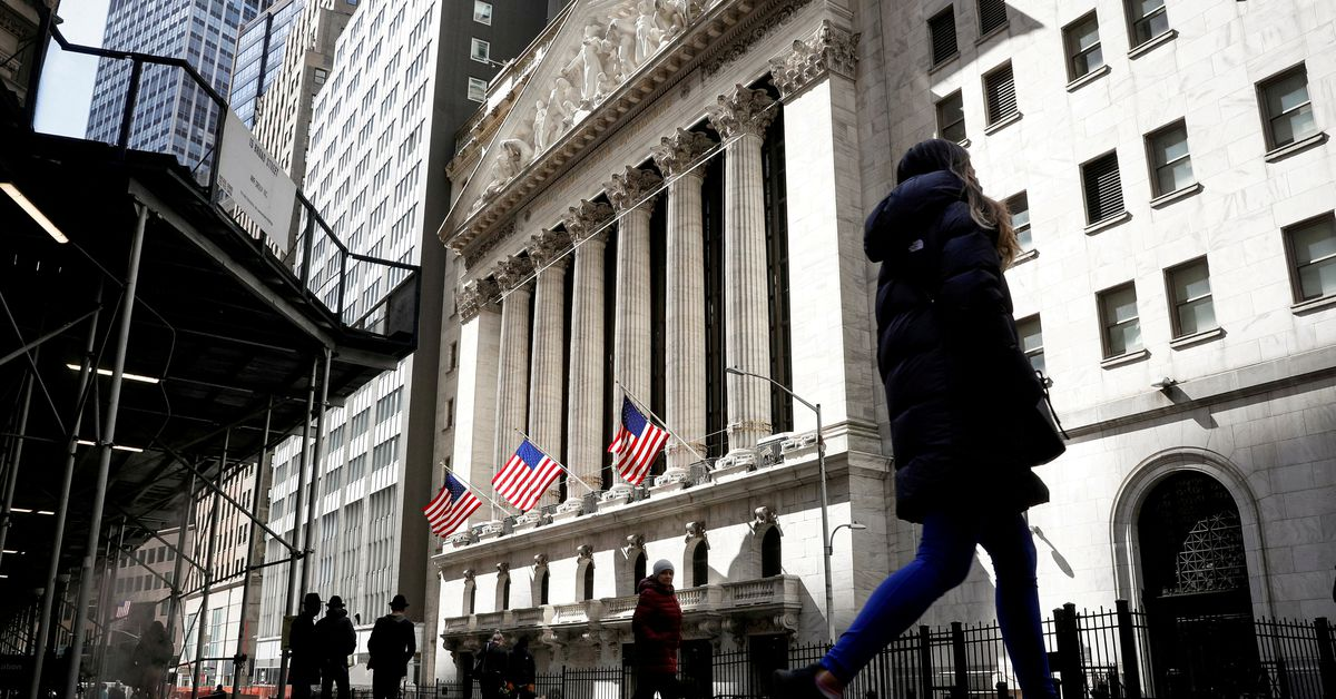 Wall St Week Ahead Fed's coming taper fans talk of renewed 'reflation' trade – Reuters