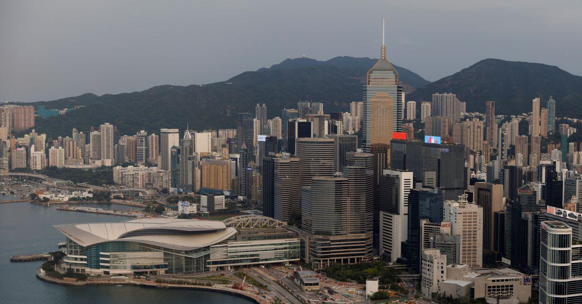 Hong Kong's zero-COVID policy undermining financial hub status - industry group - Reuters