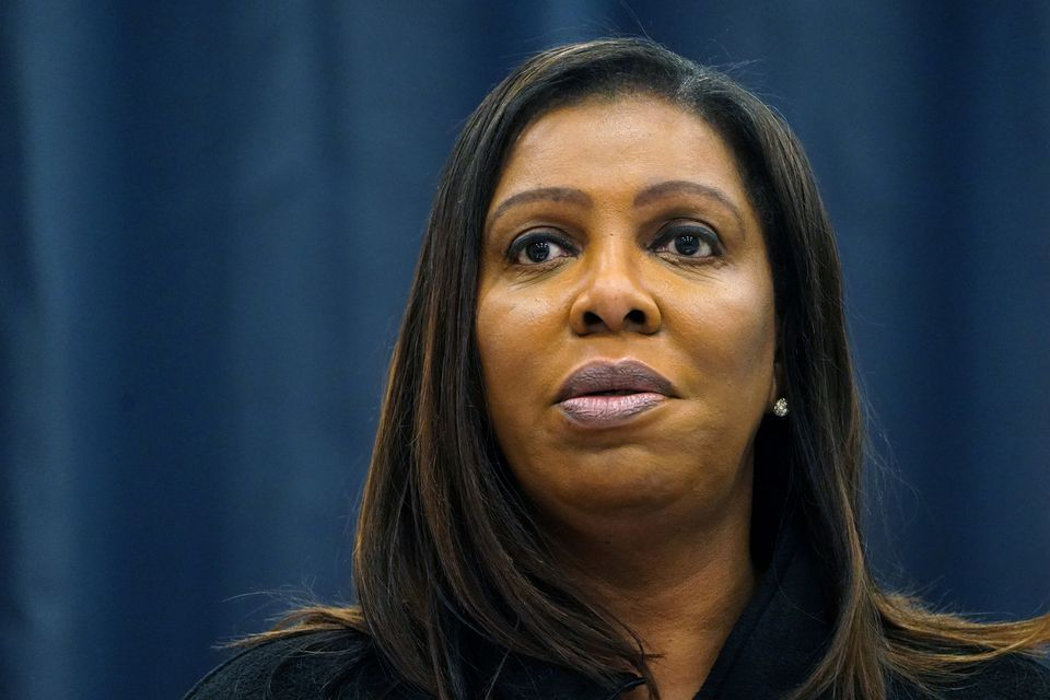 Letitia James hands Amazon a setvack