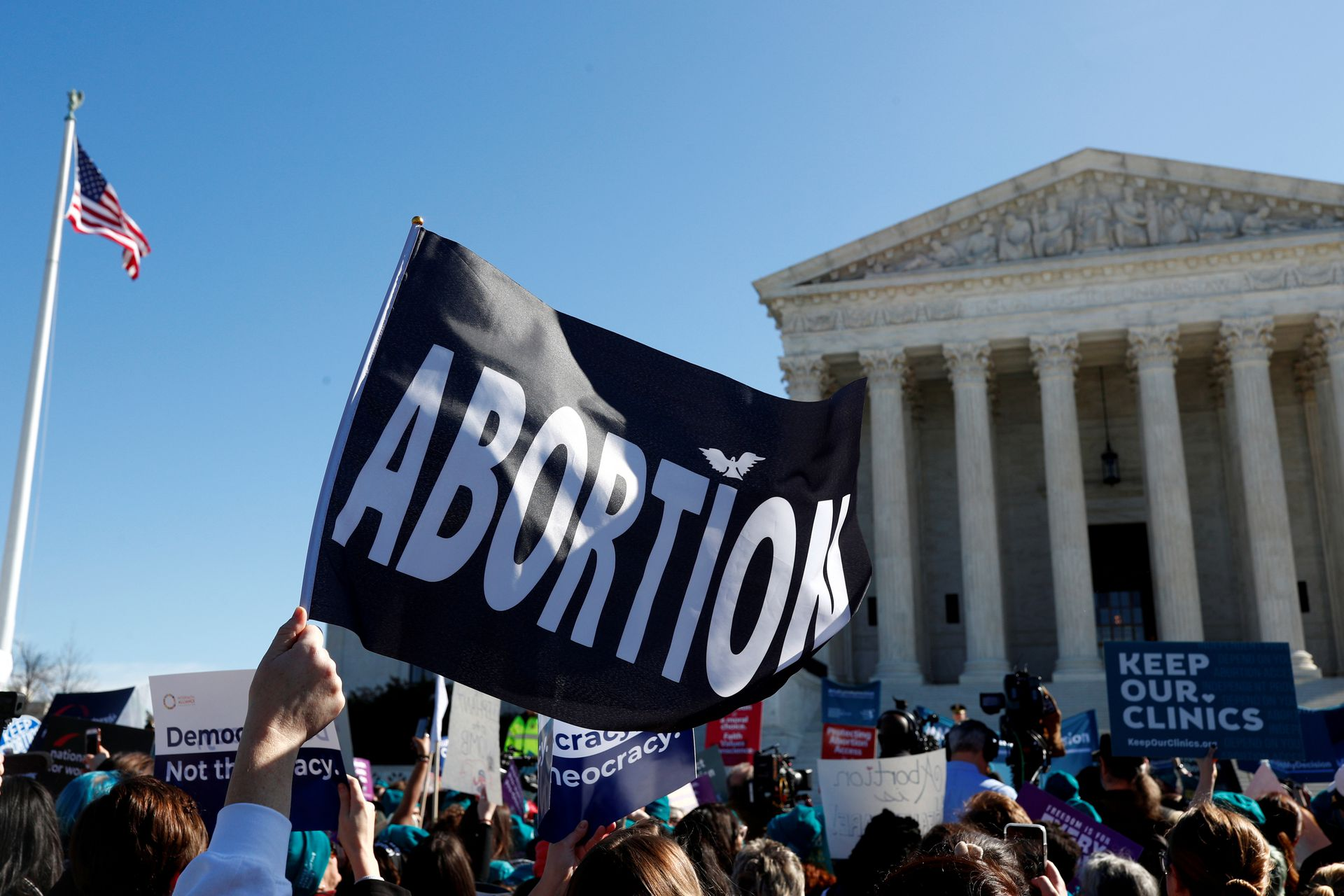 Texas Law Banning Most Abortions After Six Weeks of Pregnancy Goes Into Effect