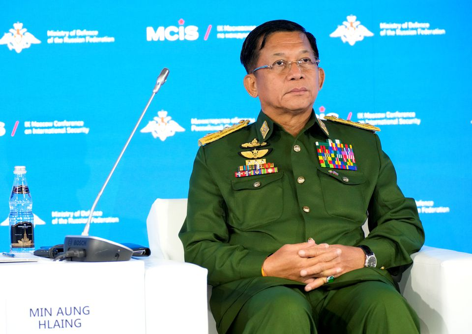 Myanmar Says It Is Committed to ASEAN Peace Plan