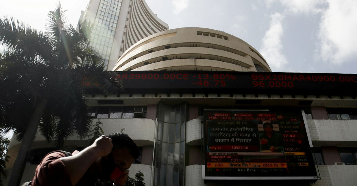 Indian shares open higher as IT, energy firms gain - Reuters India